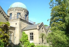The astronomical observatory - Department of Science Education